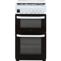 HOTPOINT HD5G00CCW GAS COOKER